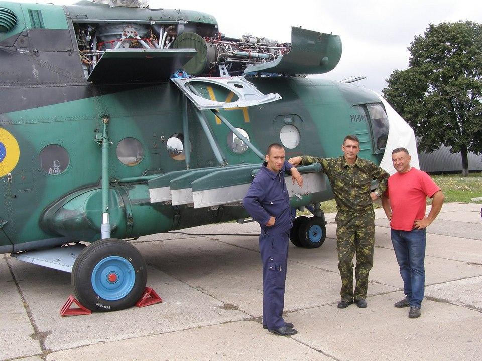 Судьба доставшихся Украине вертолетов Ми-8МТ(В)