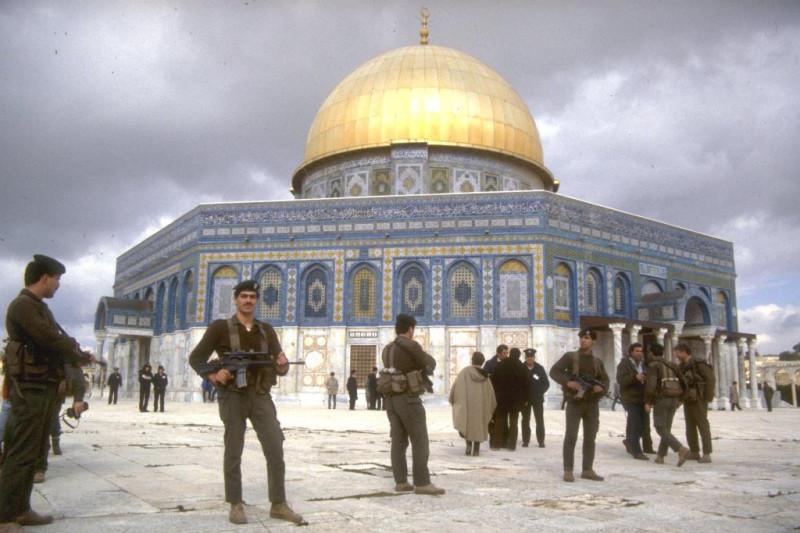 Пограничная стража Израиля