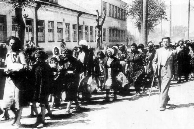 Как уничтожали евреев Литвы