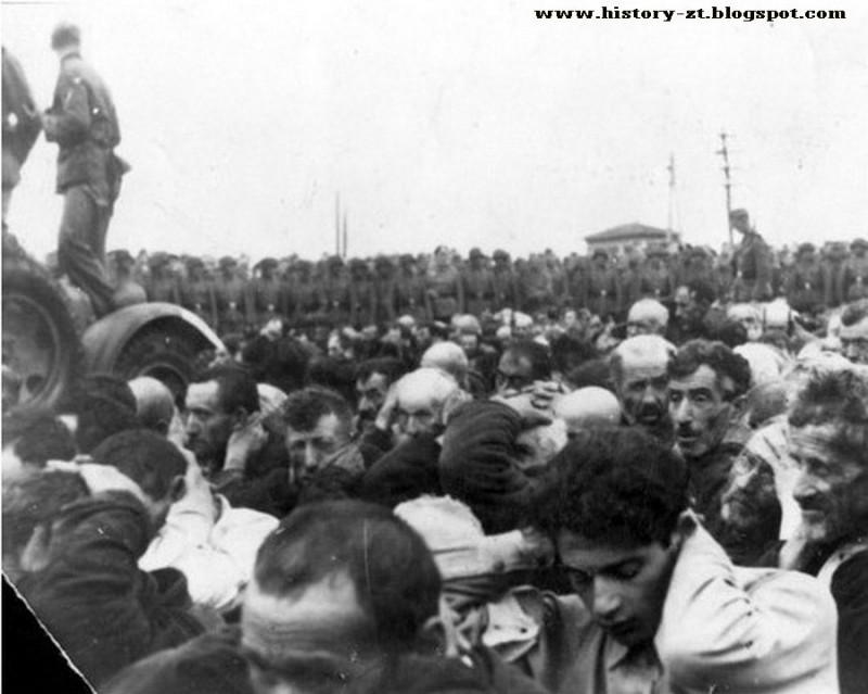 Holocaust in Zhytomyr