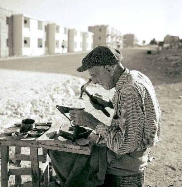 Израиль 50-х