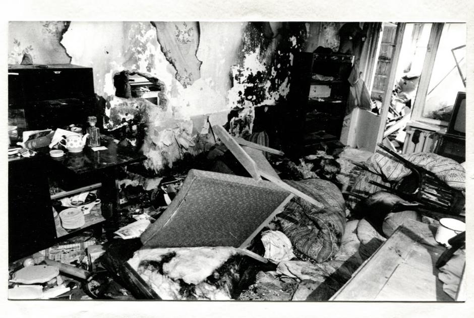 Резня в Сумгаите. Фотосвидетельства (18+)