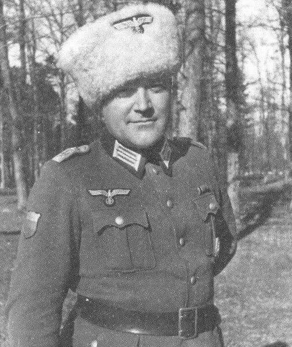Как русские казаки за Гитлера воевали