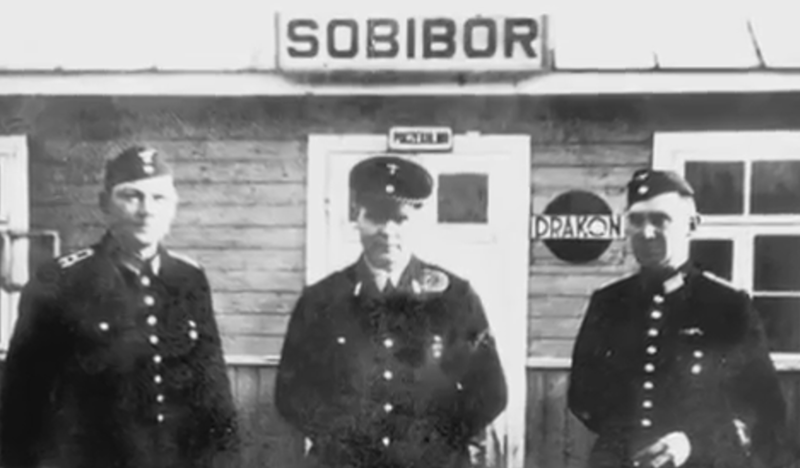 Восстание в Собибор