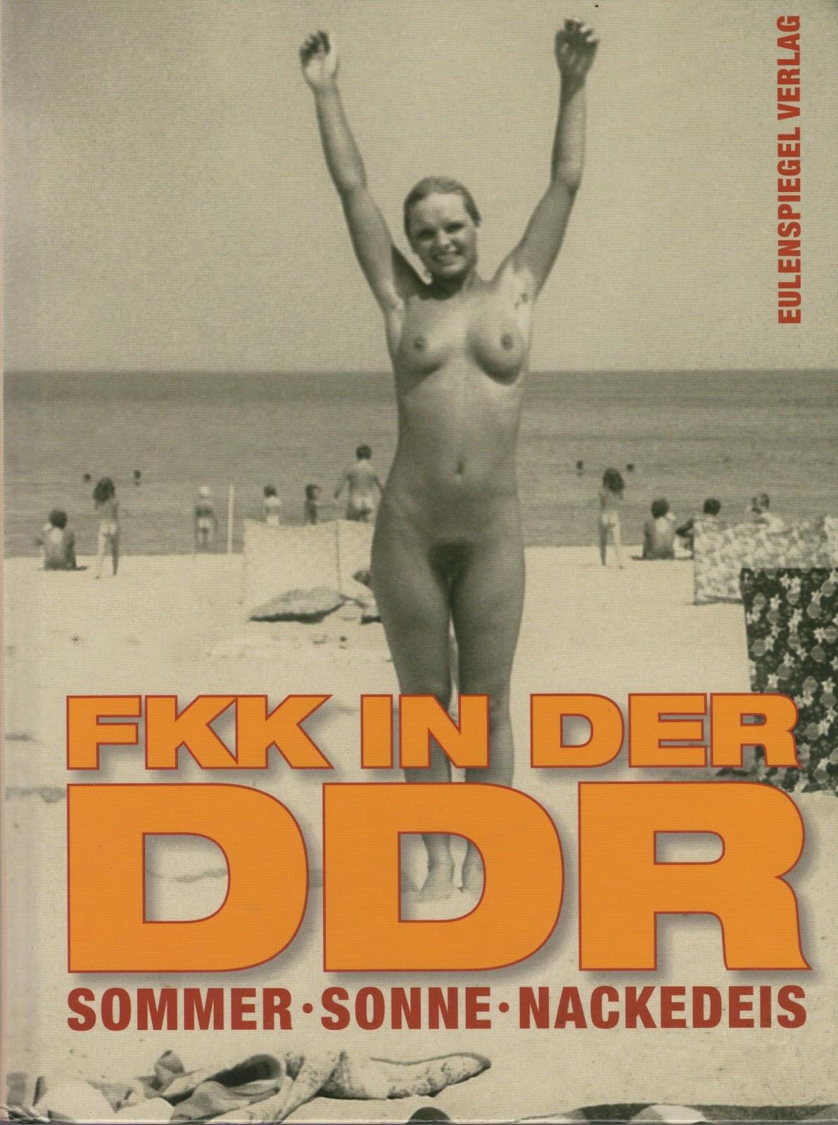 Нудисты из ГДР
