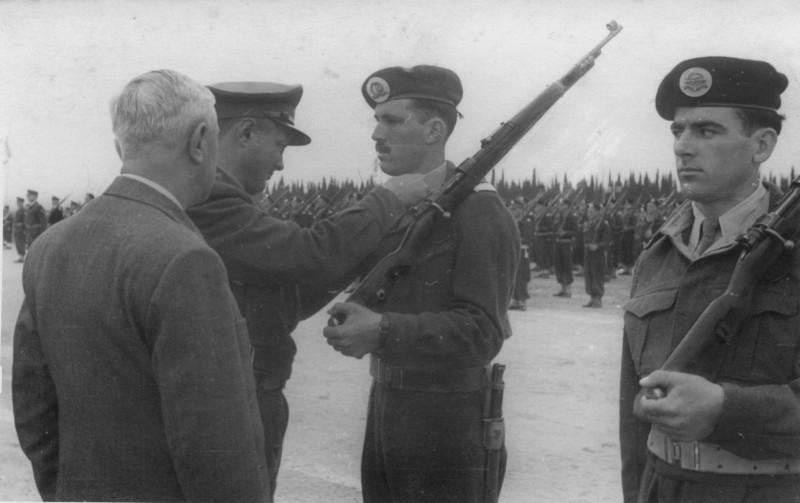 Подготовка офицеров Армии Обороны Израиля