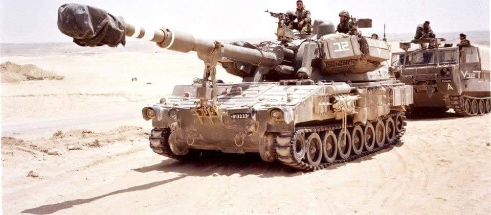 История в фотографиях. Армия Израиля в Южном Ливане.