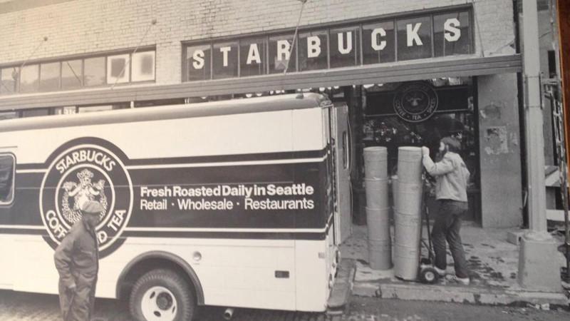 Starbucks: как всё начиналось