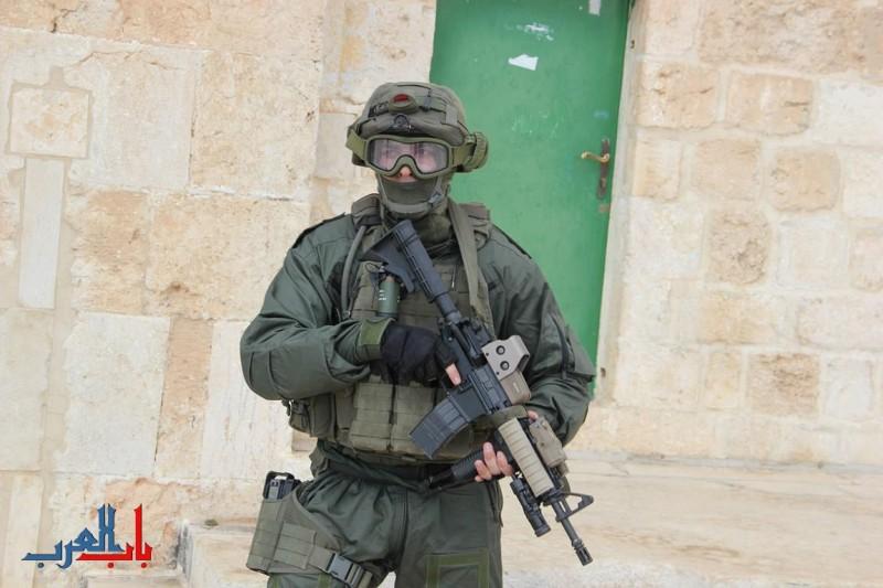 Спецназ полиции Израиля