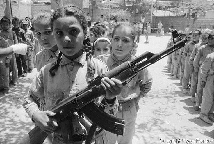 Дети и оружие