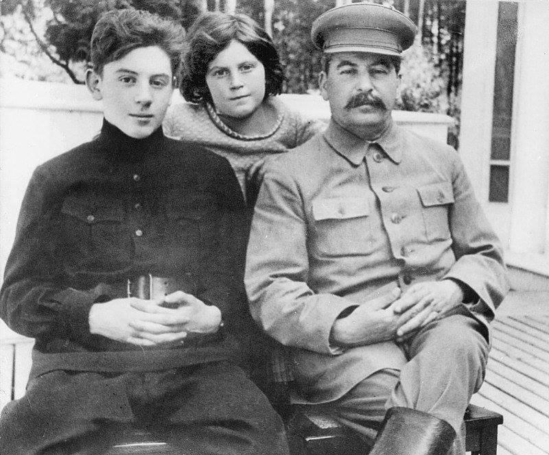 Сталин и его дети