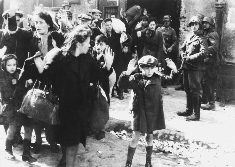 Трагедия Варшавского гетто