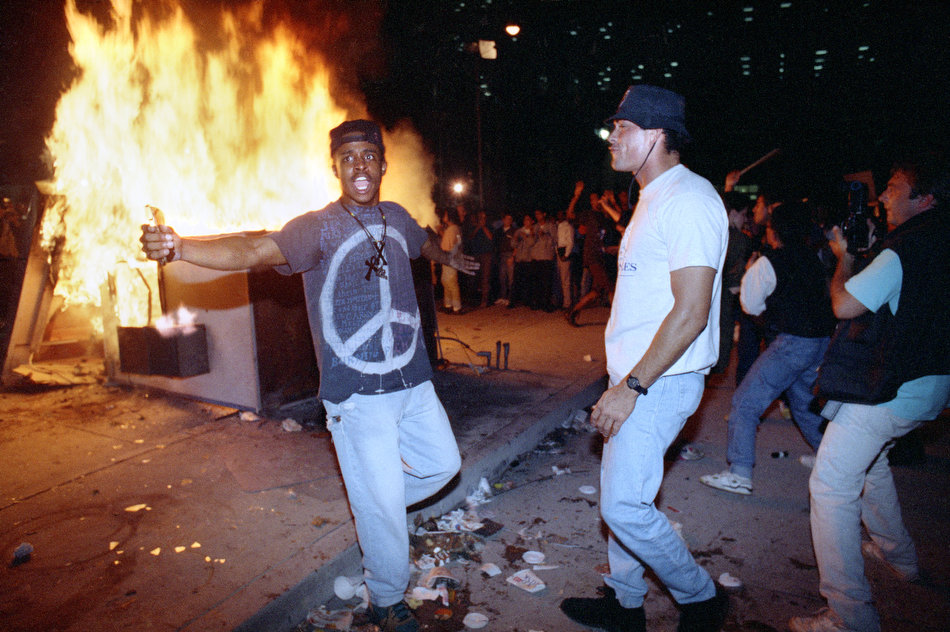 """fuck tha police: role of hip-hop in the los angeles riots of 1992 essay The 1992 los angeles riots were a series of riots  twenty years before nwa screamed """"fuck tha police"""" marsha p  uprising hip hop la riots doc."""