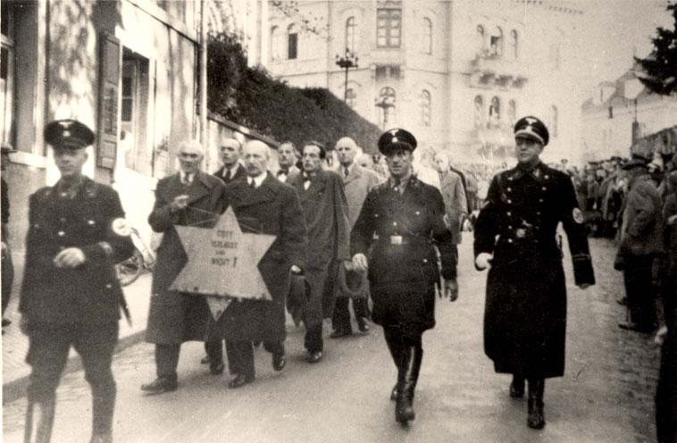 Холокост. Начало кошмара