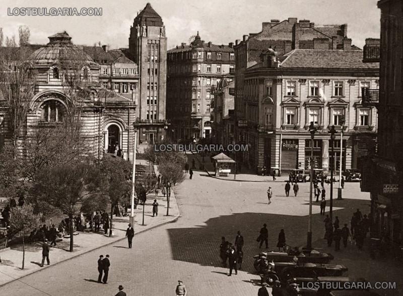 Бомбардировки Софии во время Второй мировой войны
