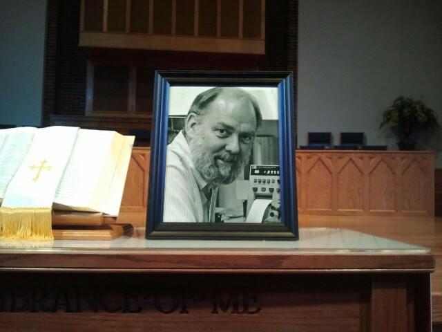 Dad memorial