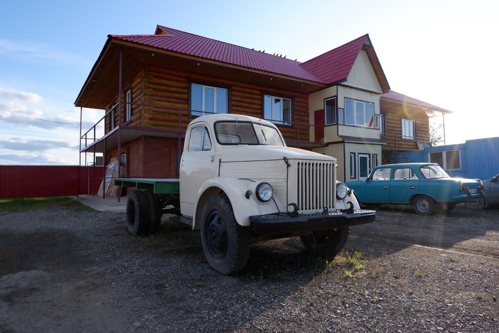 Пермский край, Суксунский район, ГАЗ-51 Пермский край,грузовые,ГАЗ
