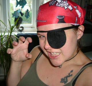 Pirate Kat