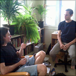 KMO interviewing Charles Eisenstein