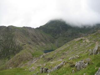 Cloudy Snowdon