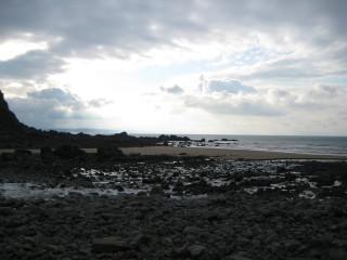 Duckpool Beach