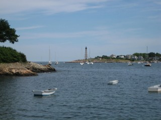 Lighthouse at Marblehead