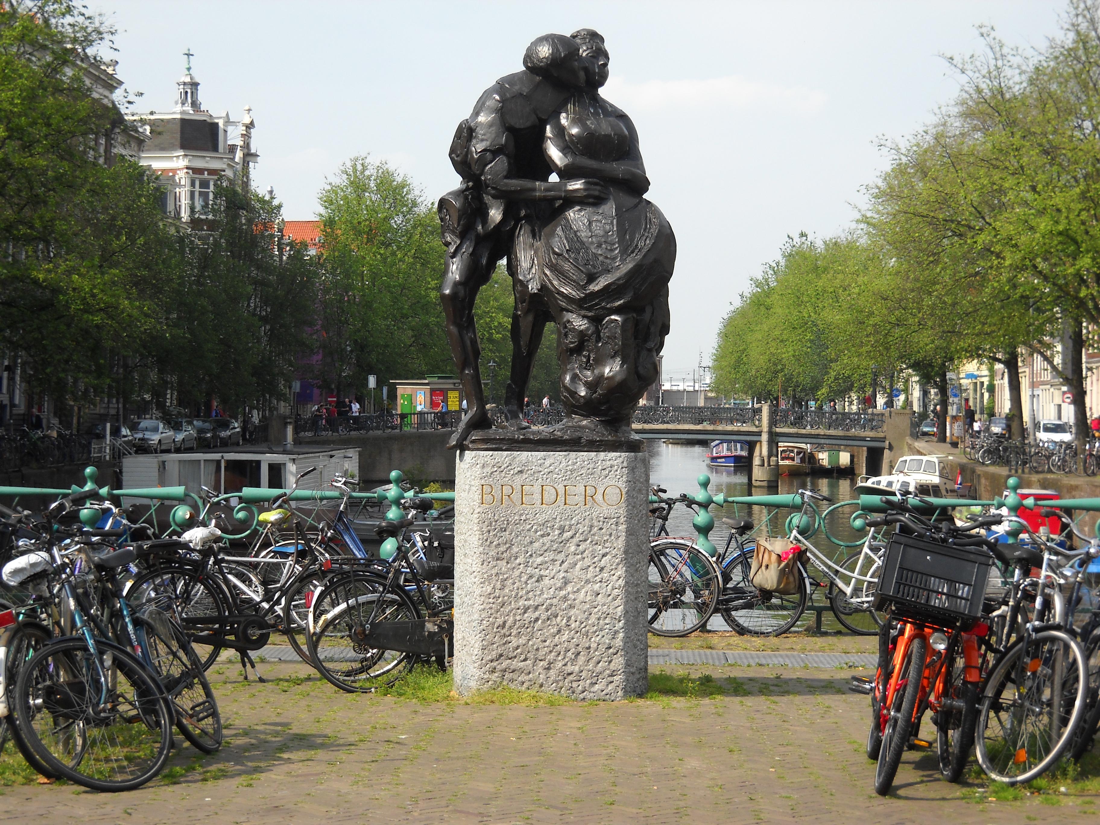 Велосипедный Амстердам!