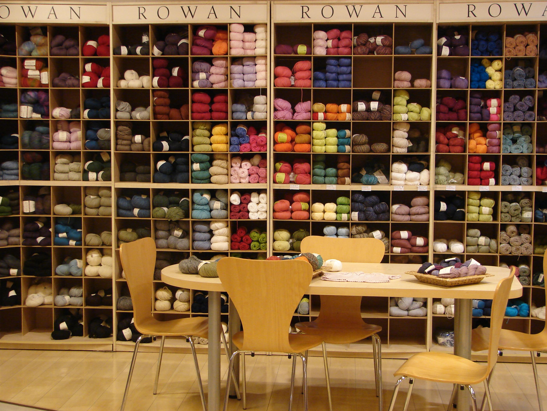 knit магазин пряжи