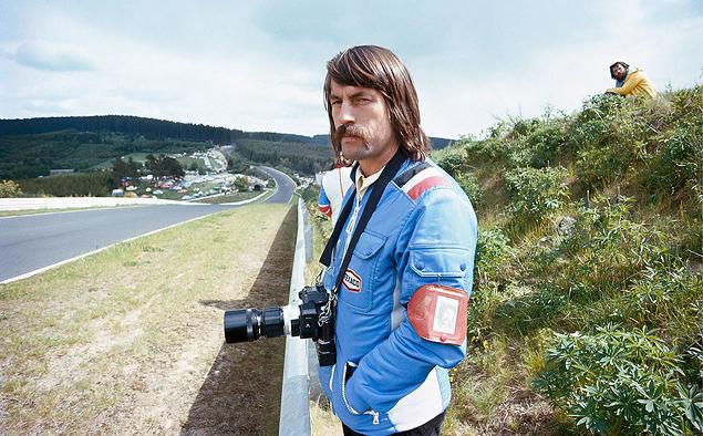 Райнер Шлегельмильх на Нюрбургринге 1971 год, Гран-при Германии.