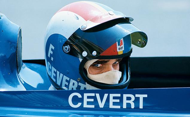 1973 год, ГП Франции. Франсуа Север за три месяца до смертельной аварии в Уоткинс-Глен. Француз считался одним из самых талантливых молодых пилотов Ф-1