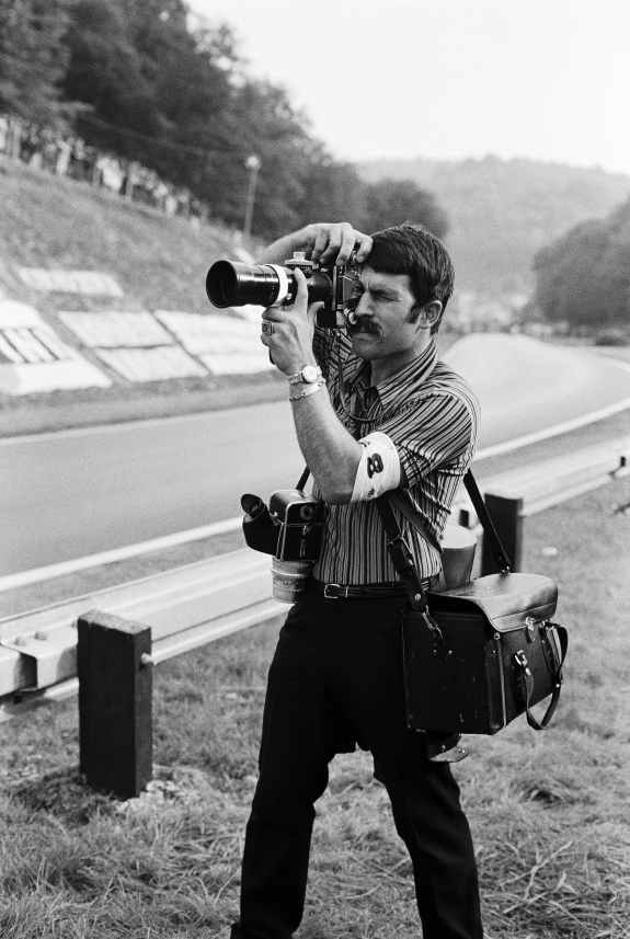 Rainer Schlegelmilch, French Grand Prix, Rouen 1968, Rouen, France