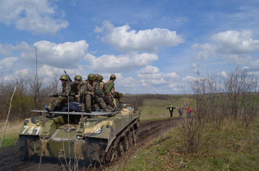 2014-04-17 Женщины против танков
