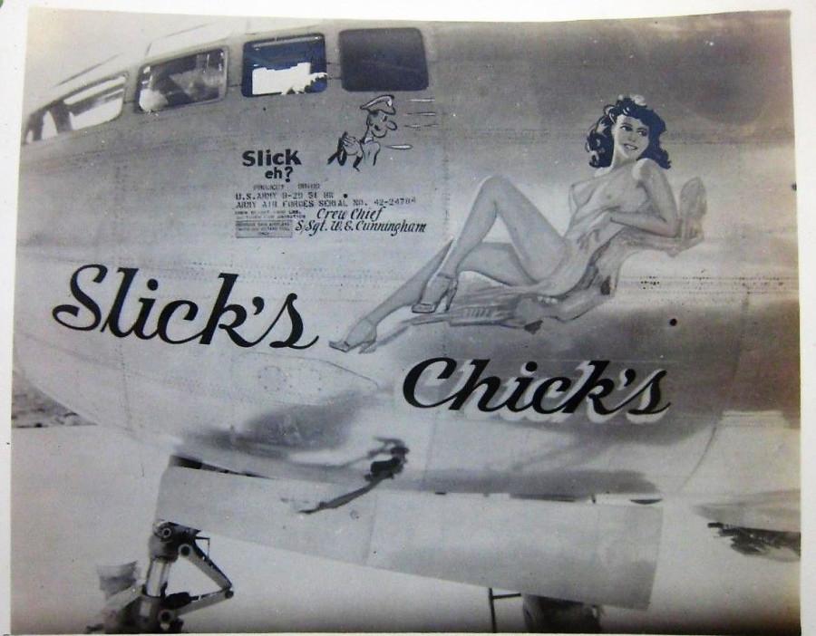 B-29.~Slick's Chick's~..2019-12-06.02499..