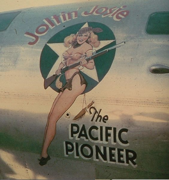 B-29,~Joltin' Josie~,~The Pacific Pioneer~,[q-colour],2019-12-06,01360