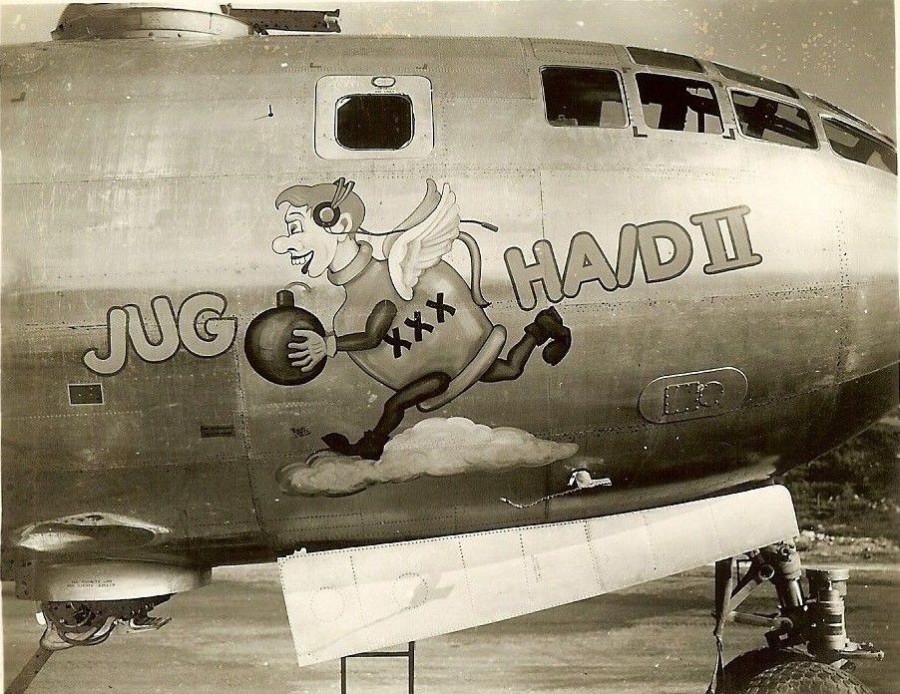 B-29,~Jug Haid II~,#42-24650,73BW,499BG,,2020-03-16,00152