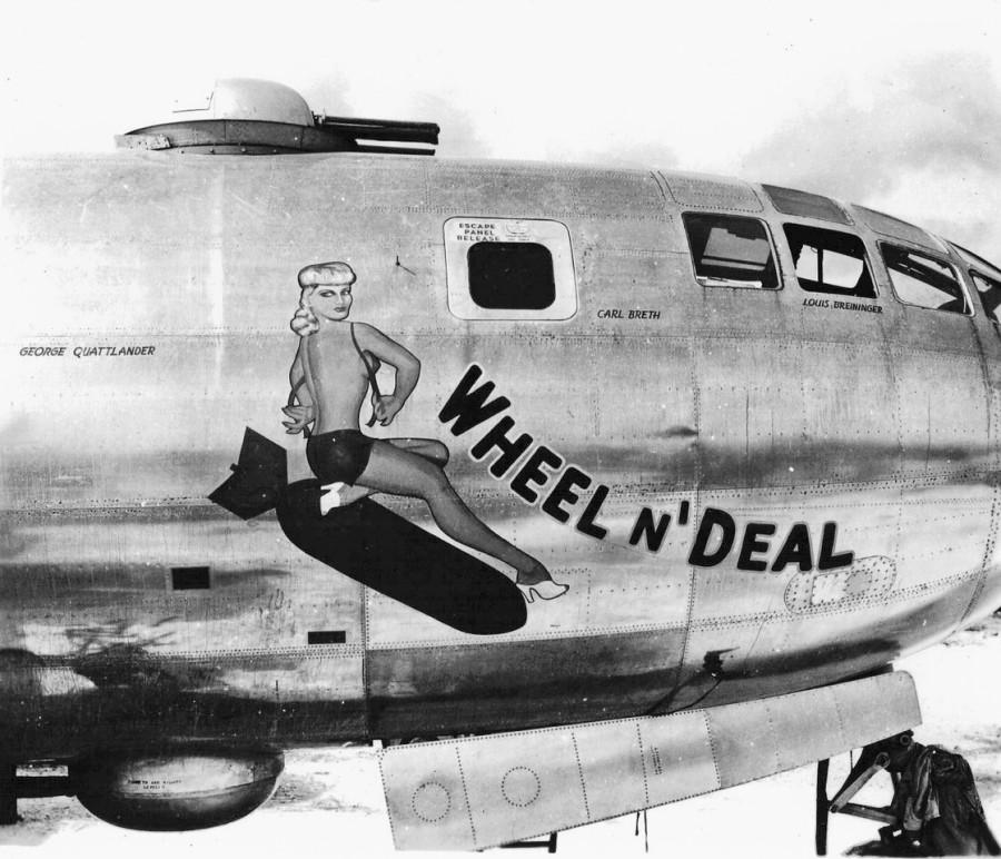 B-29,~Wheel N' Deal~,#42-24604,2019-12-06,03168