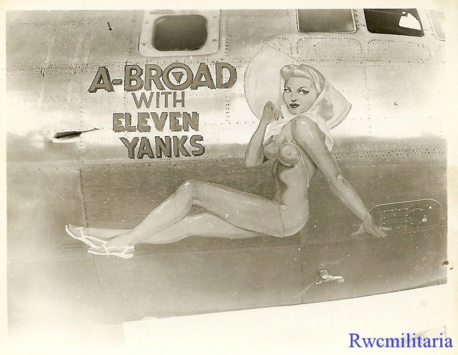 B-29,~A-Broad With Eleven Yanks~,2019-12-06,00279