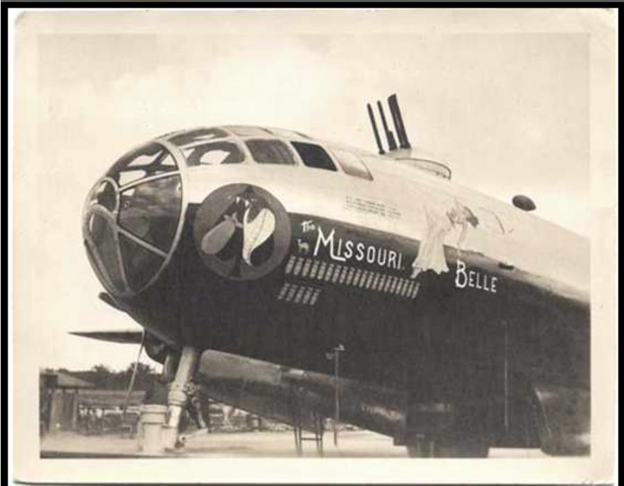 B-29,~The Missouri Belle~,#42-63557,58BW,444BG,678BS,,2020-03-16,00266