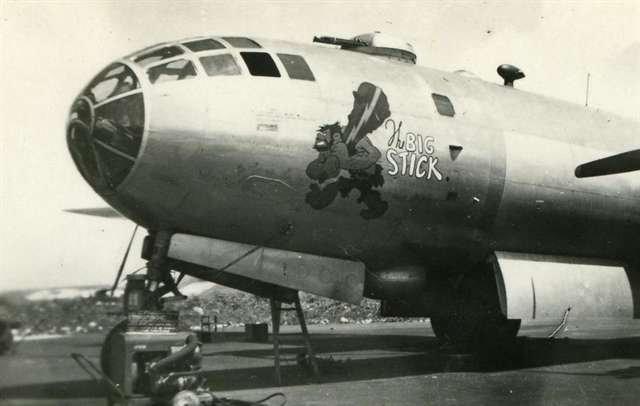 B-29,~The Big Stick~,2019-12-06,02775