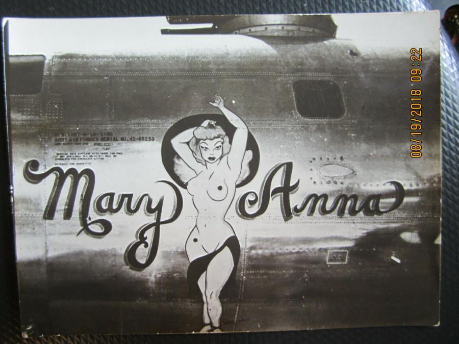 B-29,~Mary Anna~,#42-65253,2019-12-06,01729