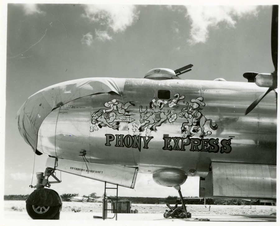 B-29,~Phony Express~,#42-24801,[u-2004,111,082_1],2019-12-06,02134