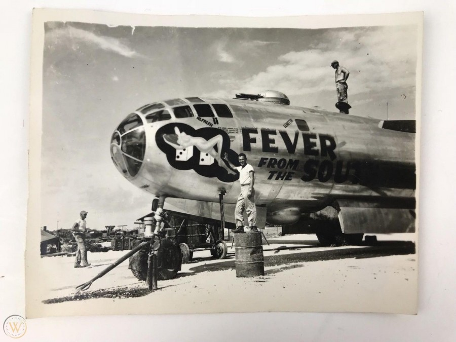 B-29,~Fever from the South~,(a),#42-63497,2019-12-06,00959