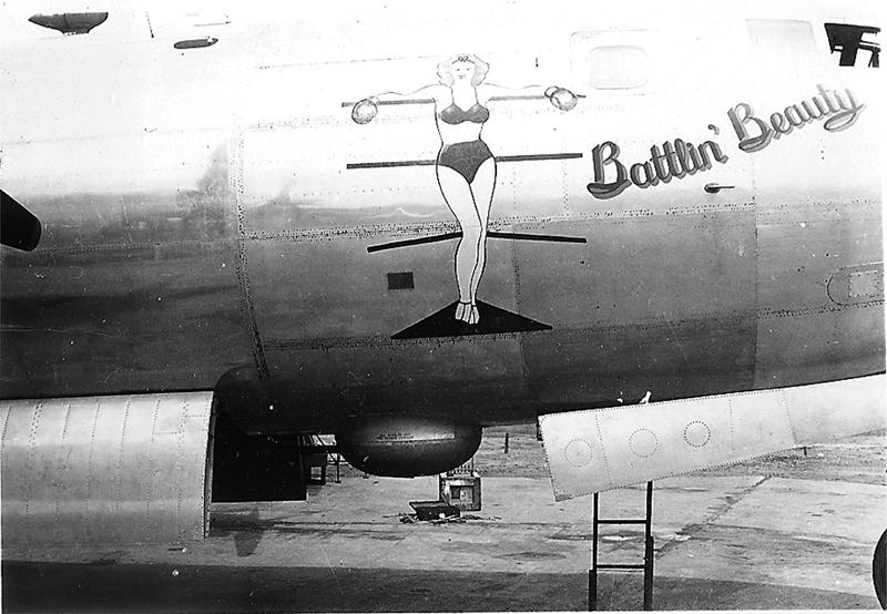 B-29.Battlin' Beauty.--