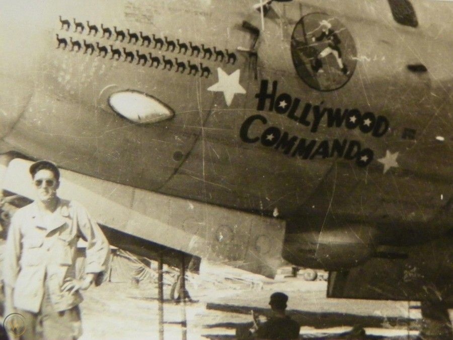 B-29,~Hollywood Commando~,#42-24724,2019-12-06,01216