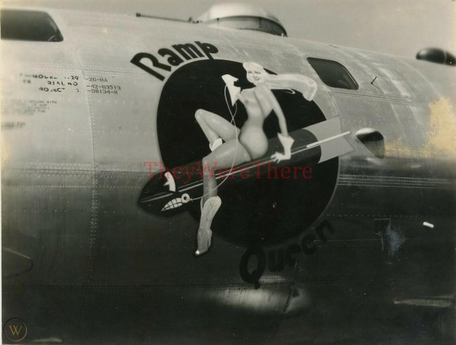 B-29,~Ramp Queen~,#42-63513,2019-12-06,02266