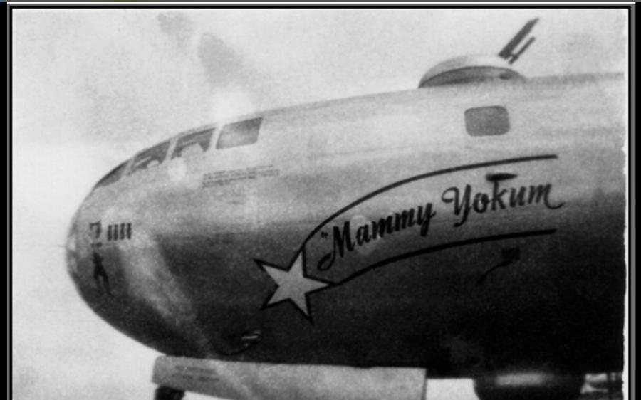 B-29,~Mammy Yokum~,#42-63536,2020-03-16,00305