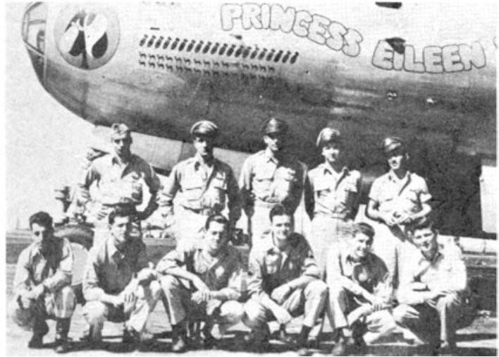 B-29,~Princess Eileen IV~,#42-65327,2019-12-06,02206