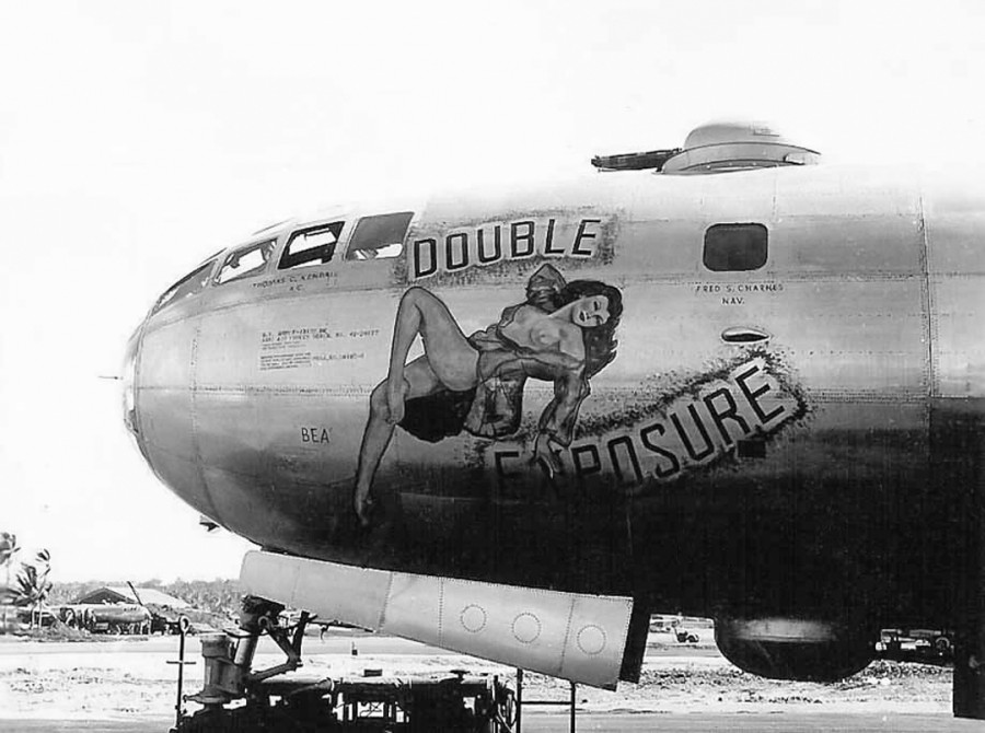 B-29,~Double Exposure~,(a),#42-24877,F-13A,2019-12-06,00805