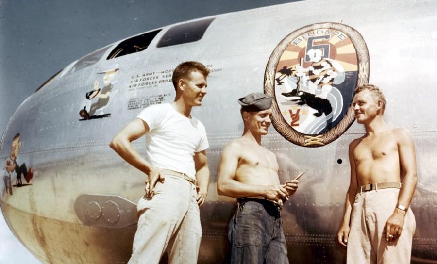 B-29,~5 Brigade~,~Flagship~,2019-12-06,00206