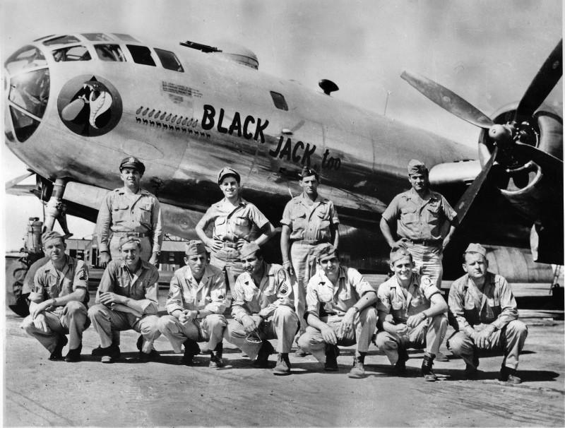 B-29,~Black Jack Too~,#42-63451,2019-12-06,00460